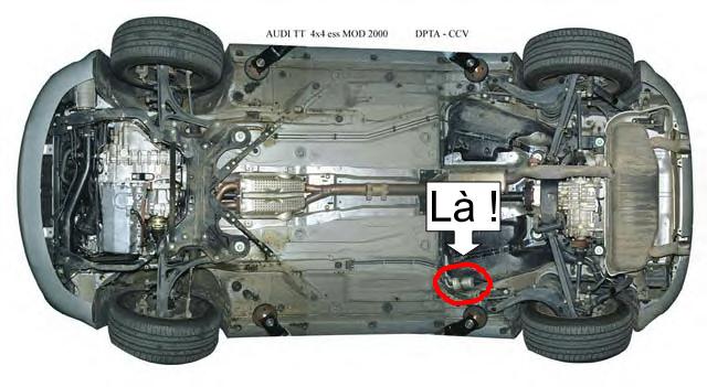 Cambiar Filtro Gasolina S3 Audisport Iberica